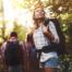 Zika Virus Precautions - Woman Hiking